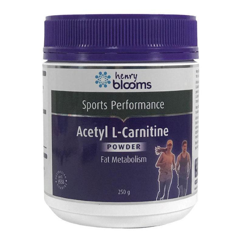 Acetyl L-Carnitine Powder by Henry Blooms