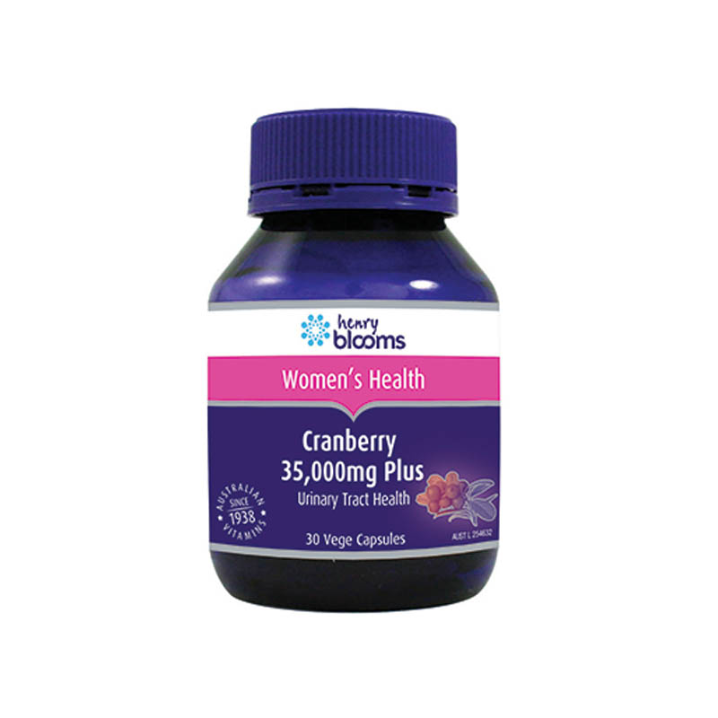 Cranberry 35000mg Plus by Henry Blooms
