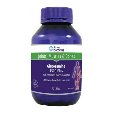 Glucosamine 1500 Plus by Henry Blooms
