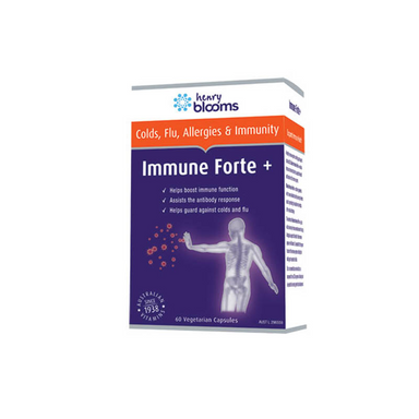 Immune Forte + by Henry Blooms