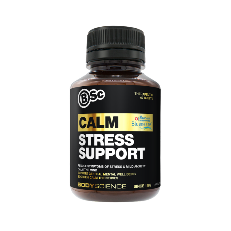 Calm Stress Support by Body Science (BSc)