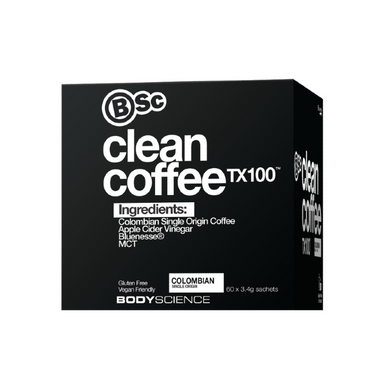 Clean Coffee TX100 by Body Science (Bsc)