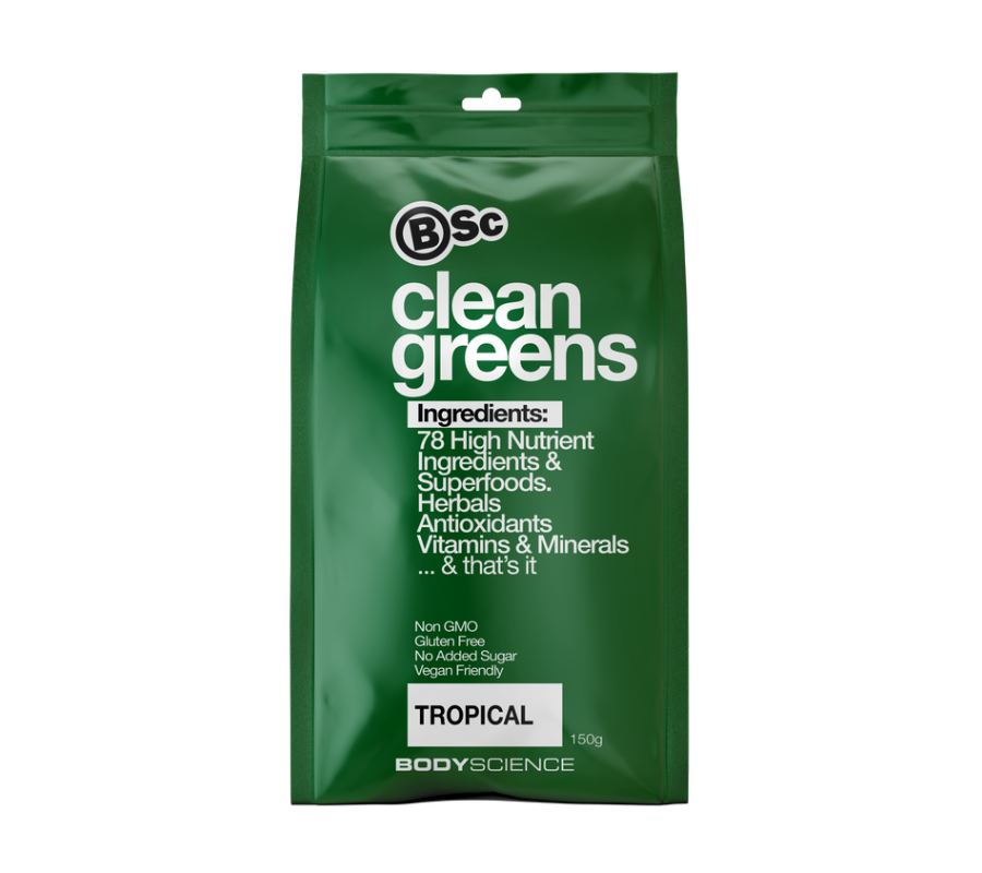 Clean Greens by Body Science (Bsc)