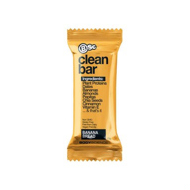 Clean Plant Protein Bar by Body Science (Bsc)