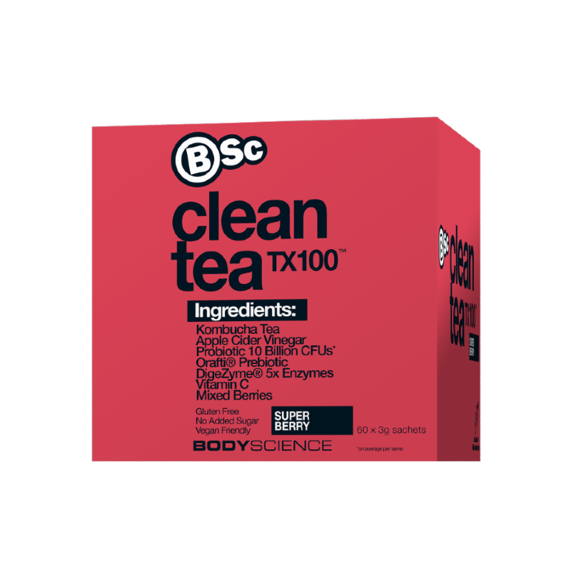 Clean Tea TX100 by Body Science (Bsc)