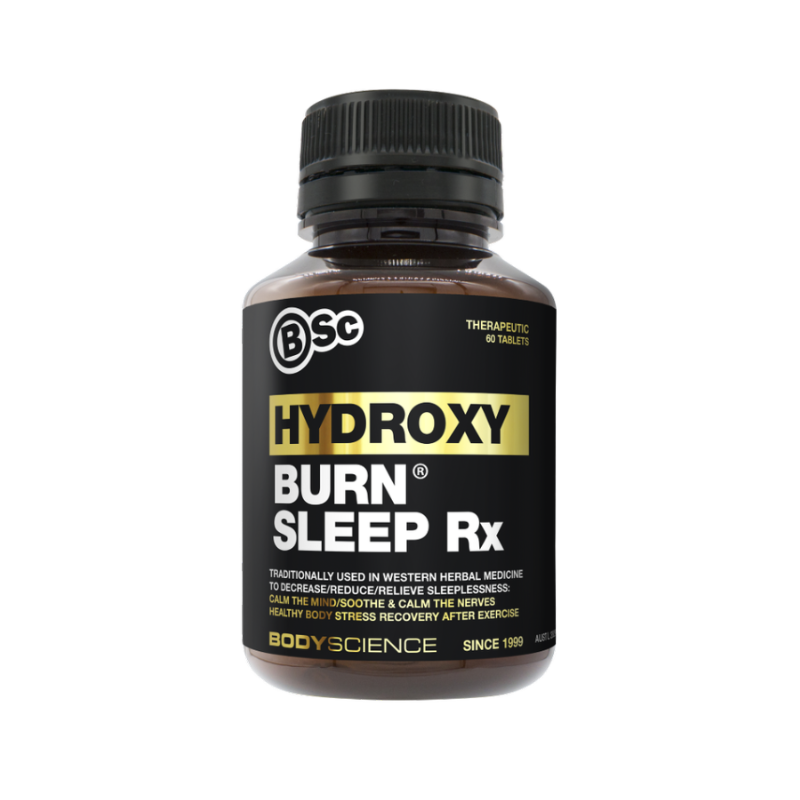 HydroxyBurn Sleep RX by Body Science (Bsc)