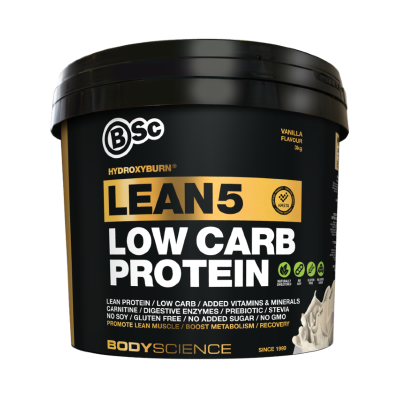 HydroxyBurn Lean5 Low Carb Protein by Body Science (Bsc)