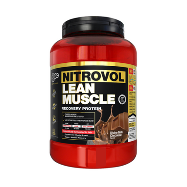 Nitrovol Lean Muscle Protein by Body Science (Bsc)