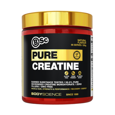 Pure Creatine by Body Science (Bsc)