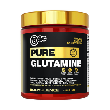 Pure Glutamine by Body Science (Bsc)
