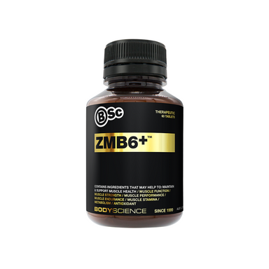 ZMB6+ by Body Science (Bsc)