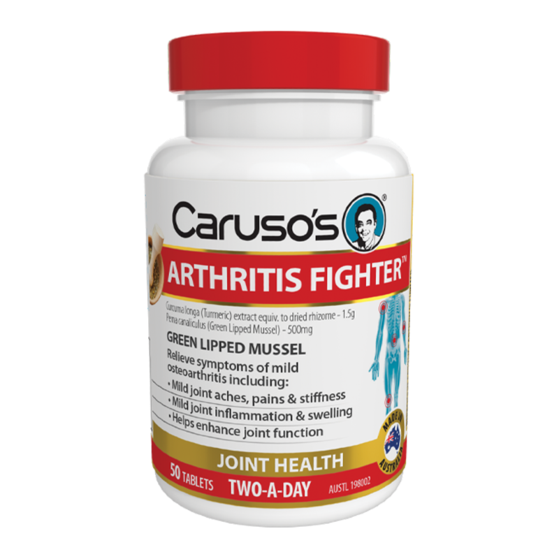 Arthritis Fighter by Carusos Natural Health