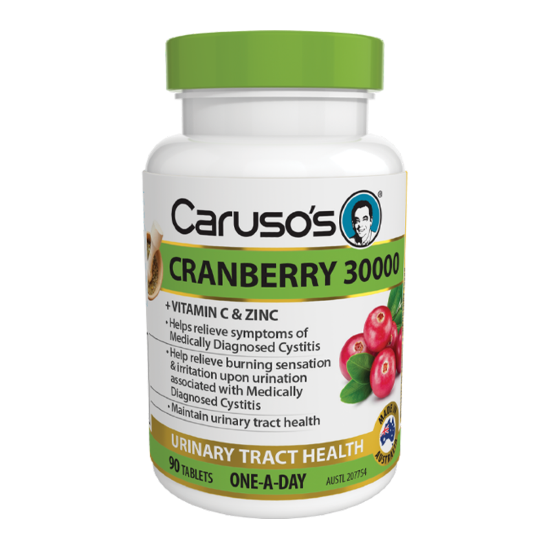 Cranberry 30000 by Carusos Natural Health