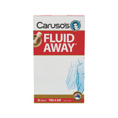 Fluid Away by Carusos Natural Health