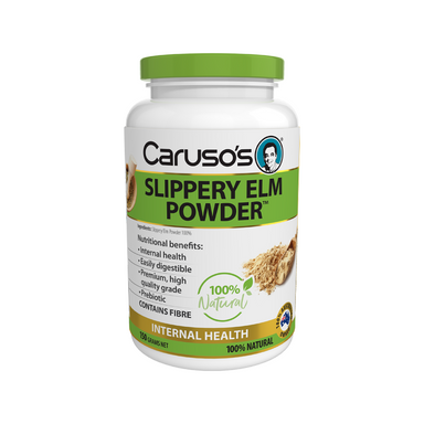Slippery Elm Powder by Carusos Natural Health
