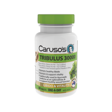 Tribulus 30000 by Carusos Natural Health