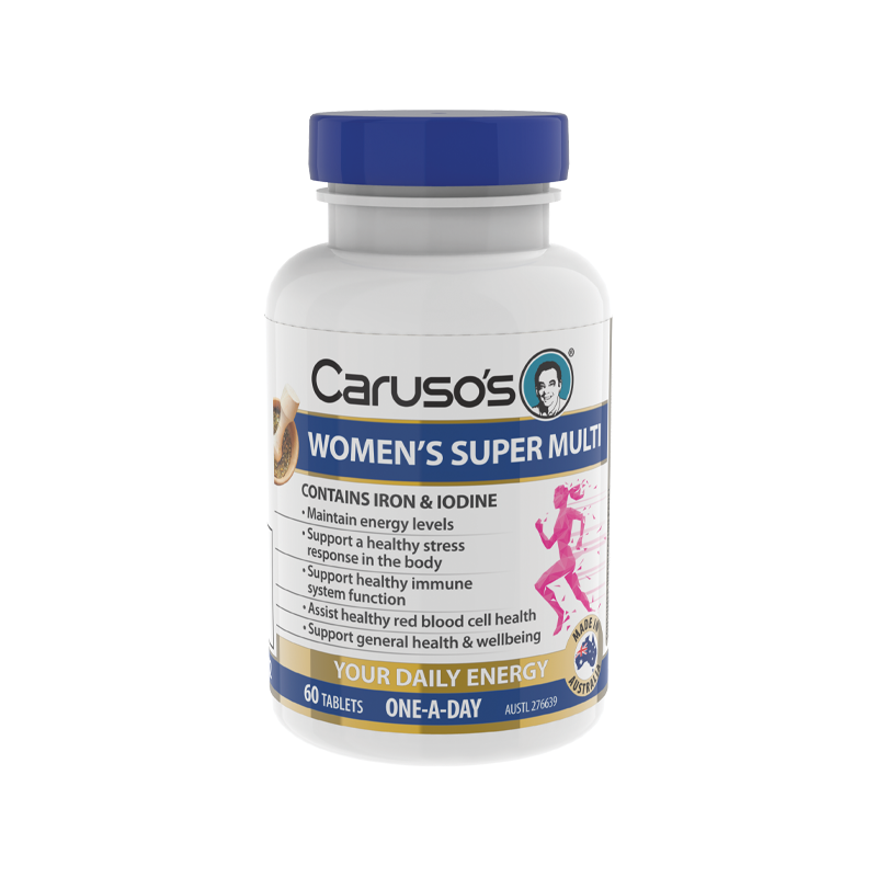 Womens Super Multi by Carusos Natural Health