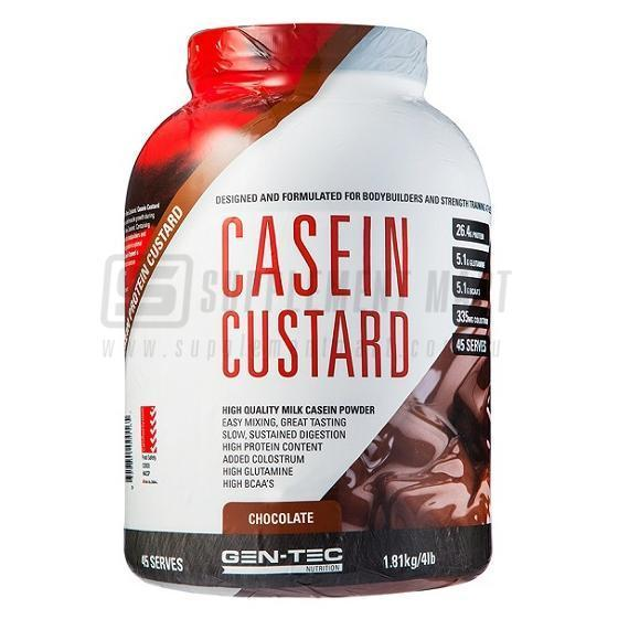 Casein Custard by Gen-Tec