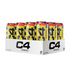 C4 Carbonated RTD by Cellucor