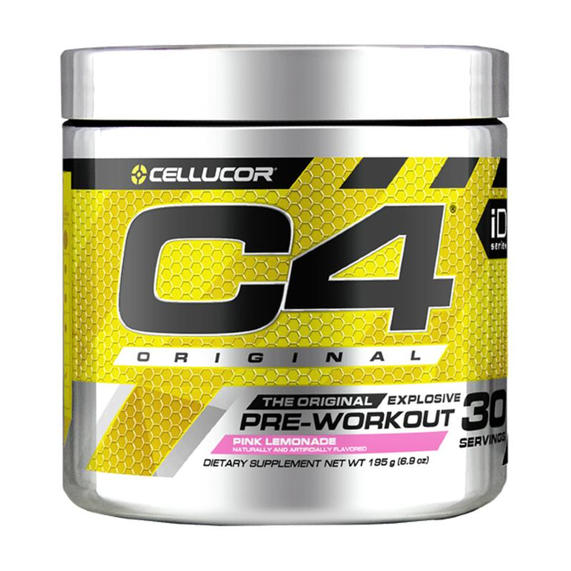 C4 iD Pre-Workout by Cellucor