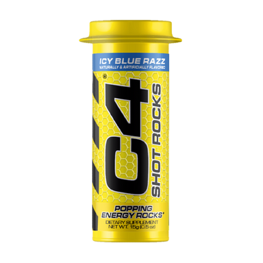C4 Shot Rocks by Cellucor