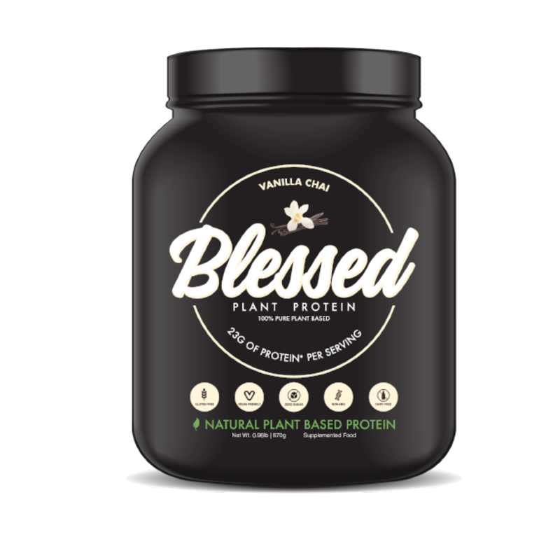 Blessed Protein by Clear Vegan