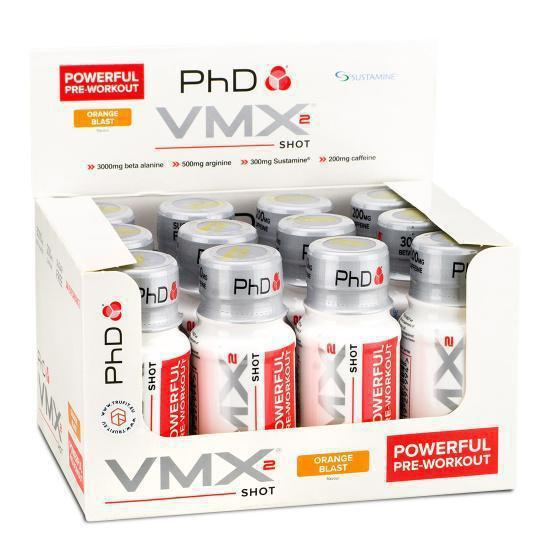 VMX2 Shot by PhD Nutrition