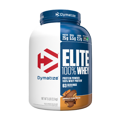 Elite 100% Whey by Dymatize