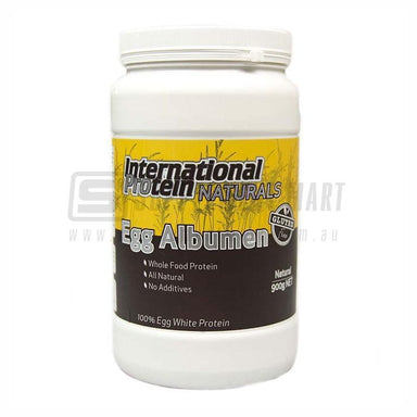Natural Egg Albumen Protein by International Protein
