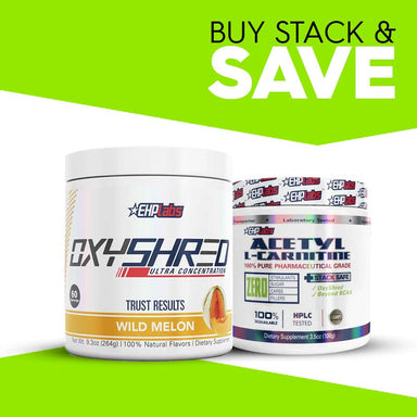Beginners Weight Loss Stack by EHP Labs