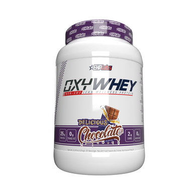 OxyWhey by EHP Labs - PRE-ORDER NOW