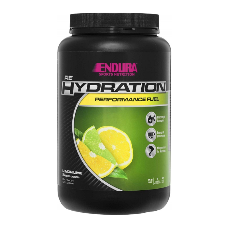 Rehydration Performance Fuel by Endura