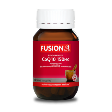 CoQ10 150mg by Fusion Health