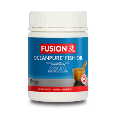 Ocean Pure Fish Oil by Fusion Health