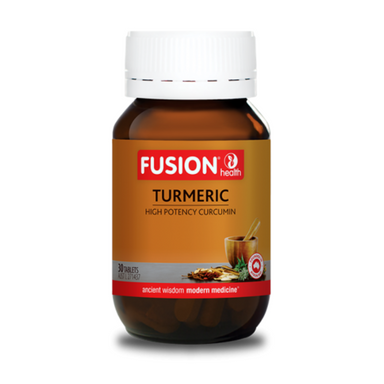 Turmeric by Fusion Health