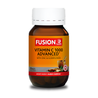 Vitamin C Advanced by Fusion Health