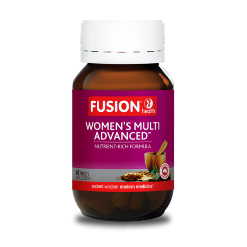 Womens Multi Advanced by Fusion Health