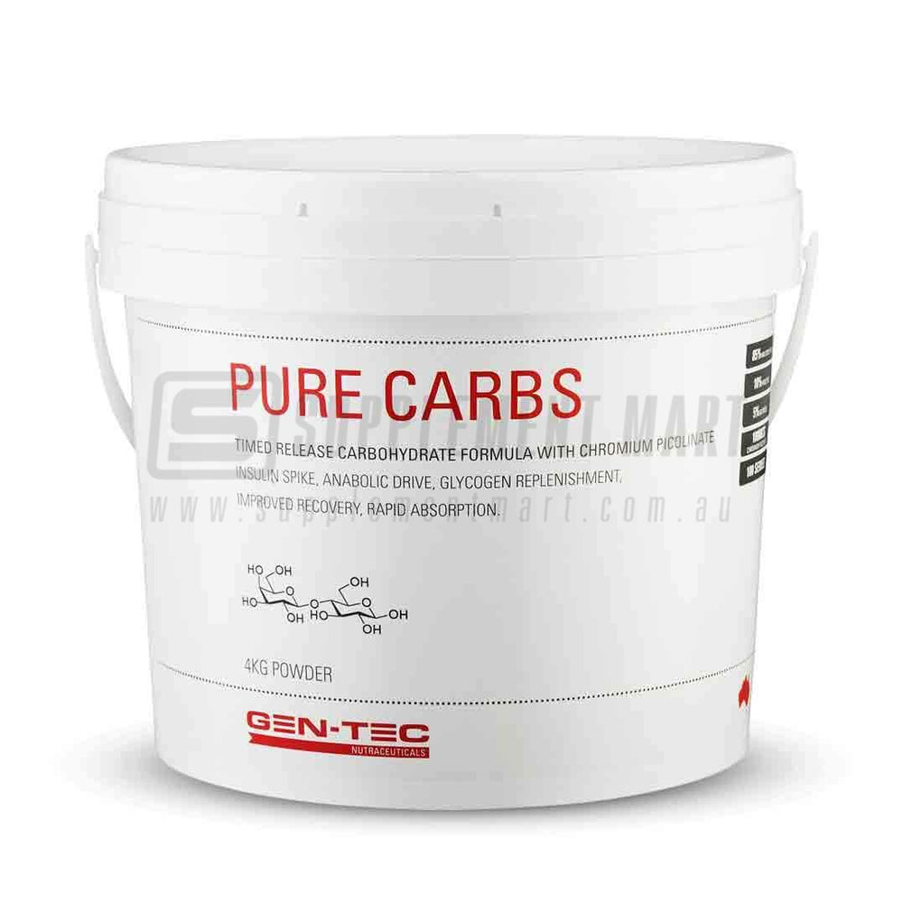 Pure Carbs by Gen-Tec