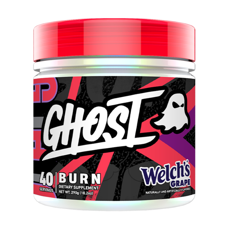 Burn Black Label by Ghost