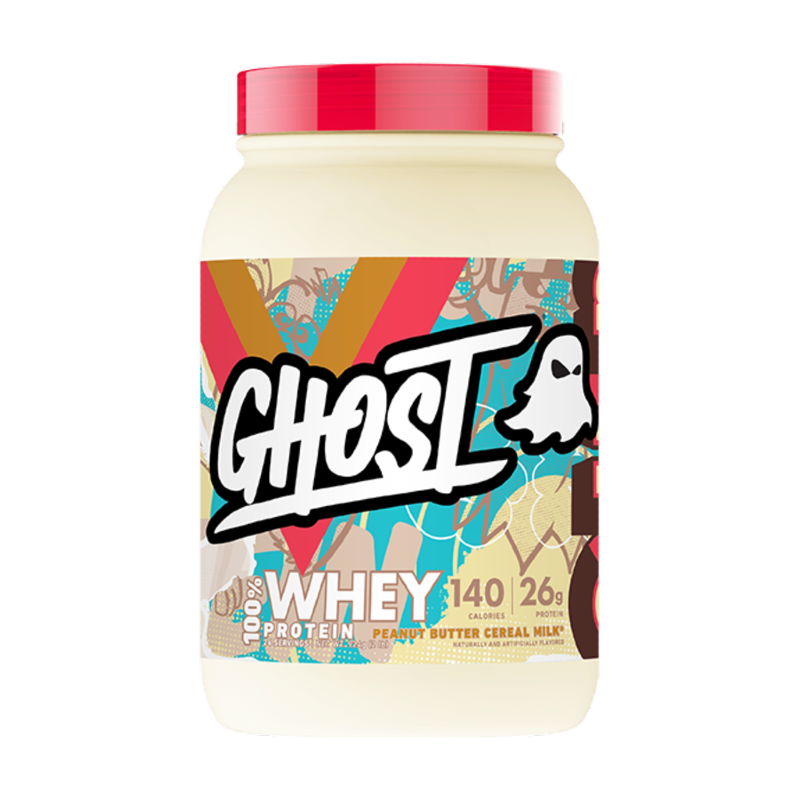 Whey by Ghost Lifestyle
