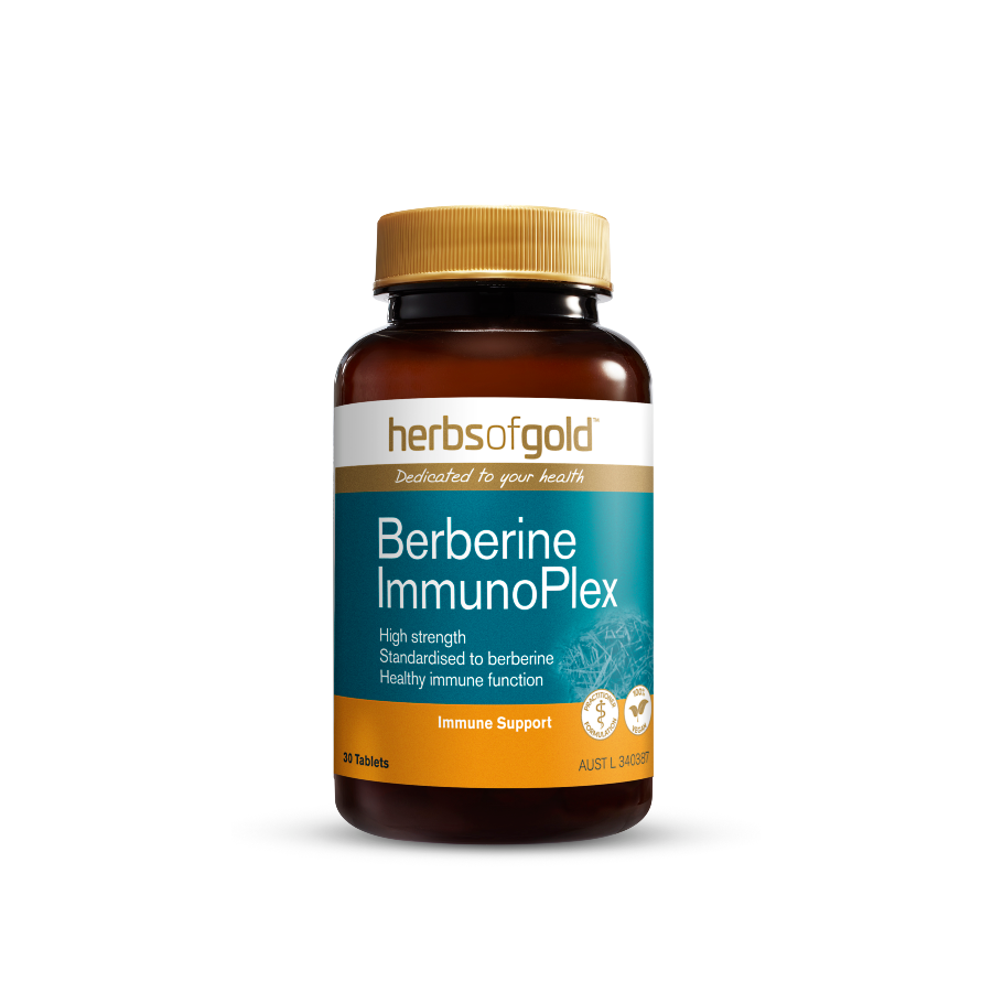 Berberine ImmunoPlex by Herbs of Gold