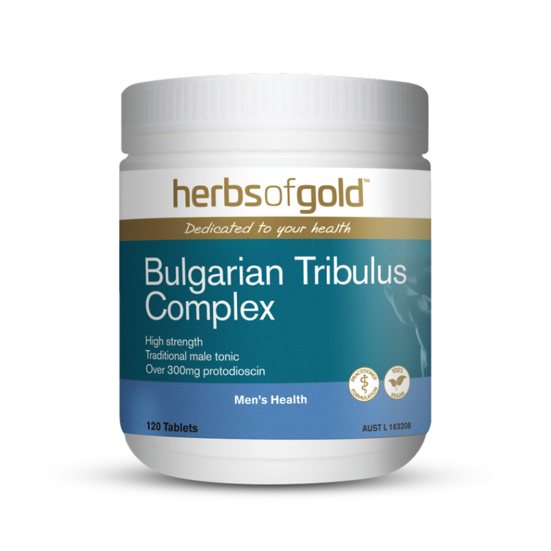 Bulgarian Tribulus Complex by Herbs of Gold