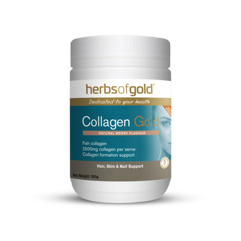 Collagen Gold Powder by Herbs of Gold
