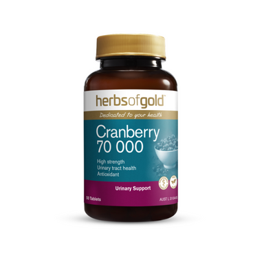 Cranberry 70000 by Herbs of Gold