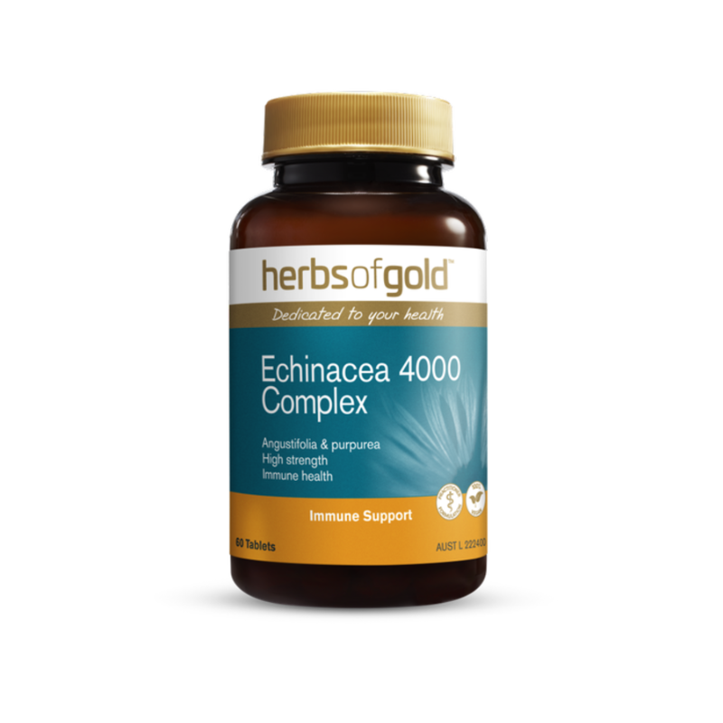 Echinacea 4000 Complex by Herbs of Gold