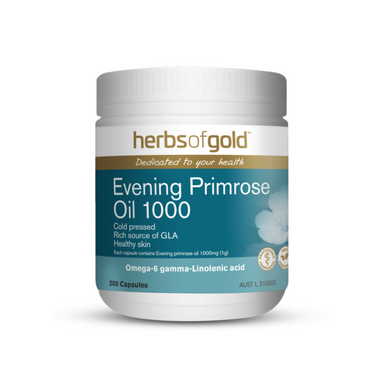 Evening Primrose Oil by Herbs of Gold