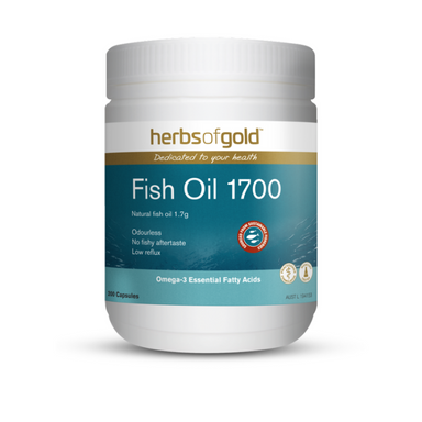 Fish Oil 1700 by Herbs of Gold
