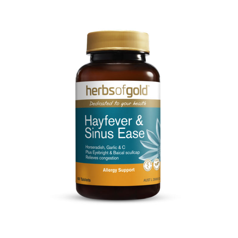 Hayfever & Sinus Ease by Herbs of Gold
