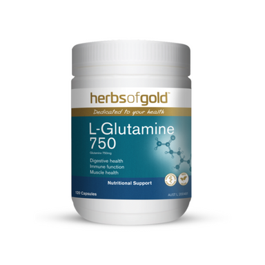 L-Glutamine by Herbs of Gold