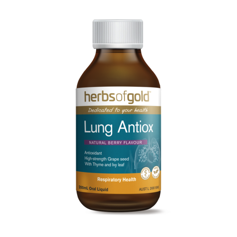 Lung Antiox by Herbs of Gold